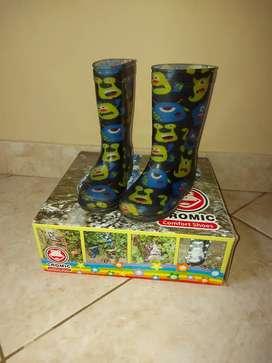 Botas infsntiles para la lluvia Cromic (Usado)