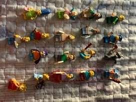 Colecciones de lego