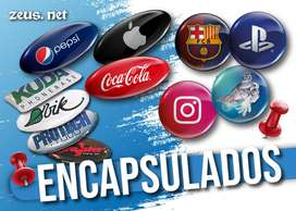 STICKERS ENCAPSULADOS