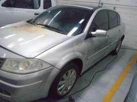 MATRICULA CANCELADA REPUESTOS Renault Megan II