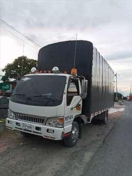 Vendo camion jac 1063