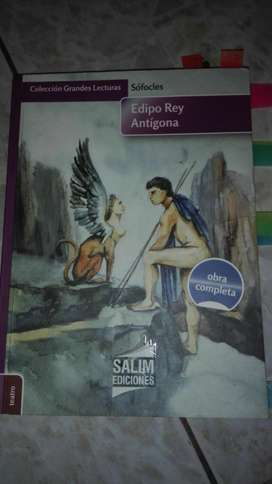 Edipo Rey Y Antigona 2 en 1