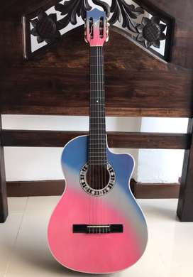 Guitarra Tricolor