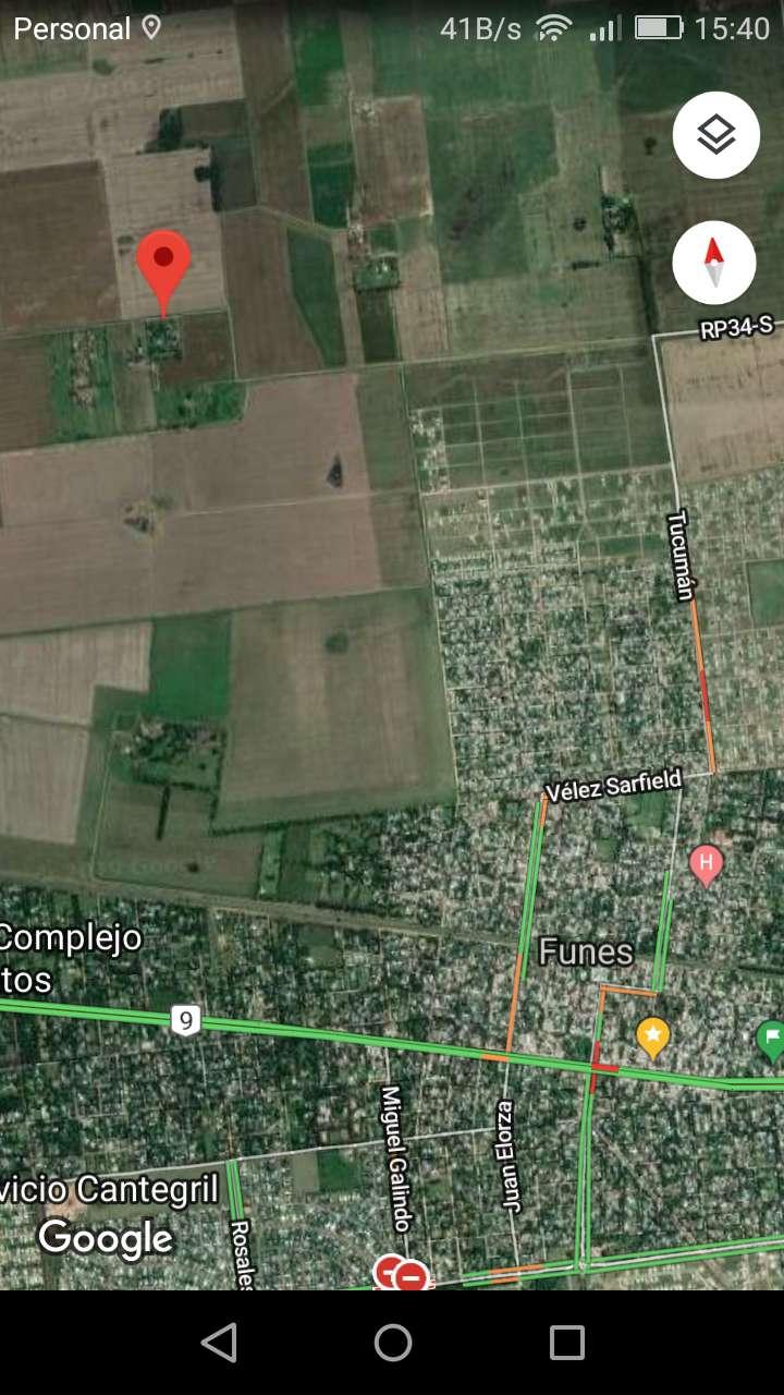 Desarrollo inmobiliario listo para vender en Funes. Inmobiliaria Ferroni
