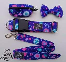 Petcollar's   Estilo para tu mascota, Accesorios para tu mascota se personaliza collares el color que tu gustes.