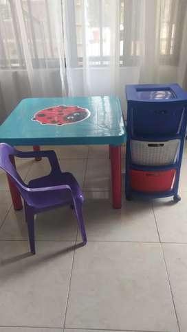 Venta de juego de mesa para niña