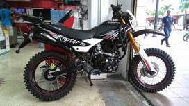 Moto Tundra Raptor 250Cc Credito