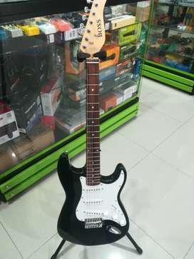 Combo de guitarra eléctrica tipo strat boss