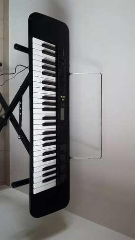 Piano casio CTK-245 con accesorios