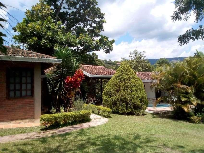 Casa de campo, Condominio Campestre los Tulipanes, Piedecuesta, Santander 0