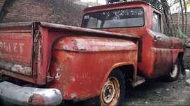 Chevrolet Apache 1961 Americana de Colección