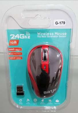 Mouse inalambrico ! Modelo G-179