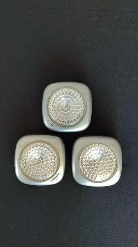 3 Luces de toque LED Everready