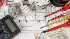 Electricista, casas, edificios, consorcios, industrial, cisternas, tableros, URGENCIAS.