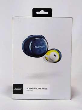 Fabulosos audífonos Sound Sport Navy