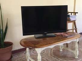 Remato televisor Led 32 pulgadas digital negro