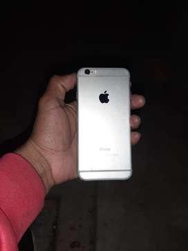 Vendo iphone 6 de 16gb