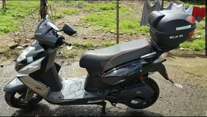 SCOOTER FREEDOM 0