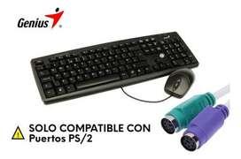 teclado y mouse ps2