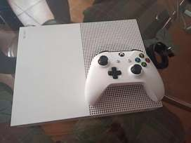 Xbox one S 4k 1 tera + 14 juegos + gold + domicilio
