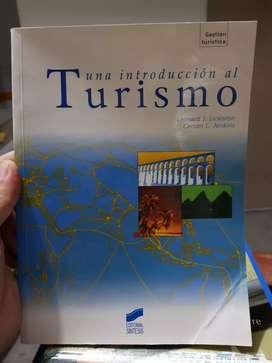 Libro Una Introducción al Turismo