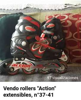 Vendo Rollers Action