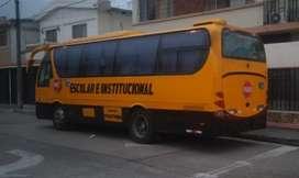 Bus yutong en excelente estado