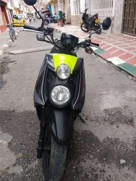Moto Bwis 125