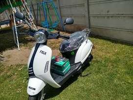 Moto electrica Elpra Folk 2020 igual a 0k