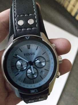 Bonito reloj Fossil usado en buen estado
