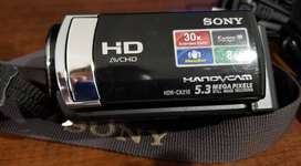 FILMADORA SONY HANDYCAM HDR-CX210