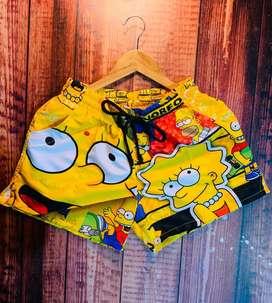 Lindas pantalonetas para ellas