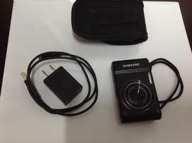 Vendo cámara Samsung 5X