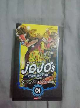 Manga Jojo's Bizarre Adventure Part3 tomo 1