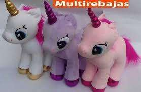 peluche mediano unicornio san valentin disponemos local 0
