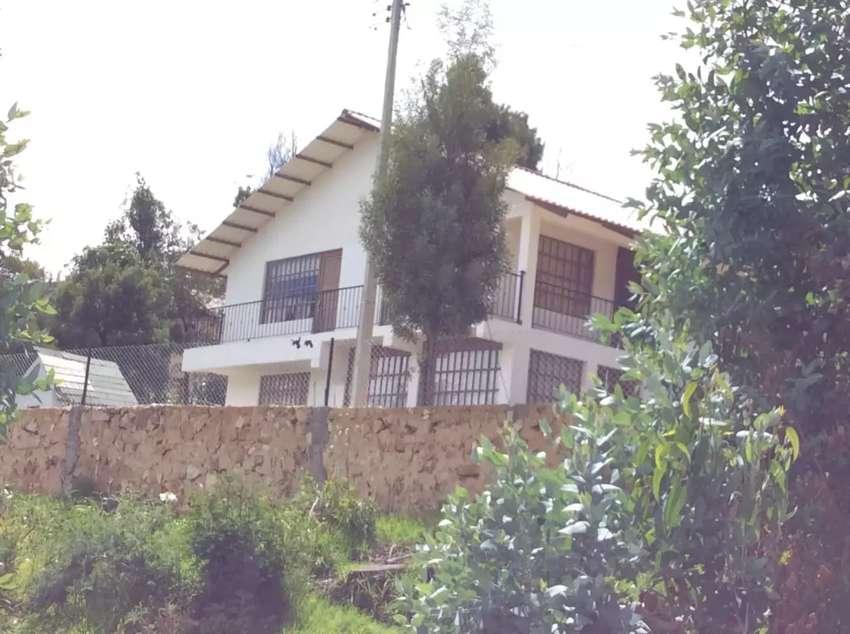 Casa campestre Suesca Cund. 0