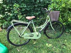Bicicleta inglesa original restaurada comoletamente
