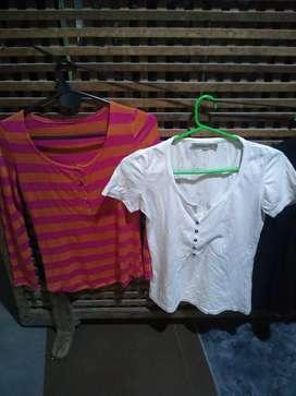 Remera y camiseta