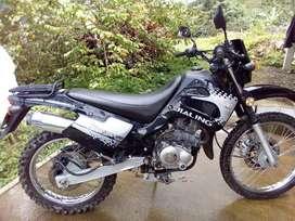 Vendo moto jialing xtrime 150