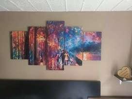 Hermosos cuadros decorativos para el hogar
