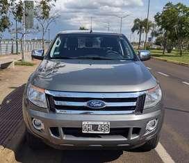 Ford Ranger XLT/ Usada