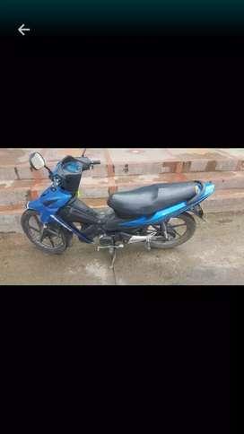 Vendo moto akt flex 125