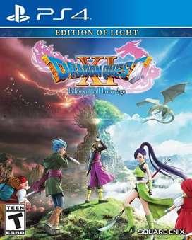 Dragón Quest juego nuevo sellado PS4 EDICION DE LUZ