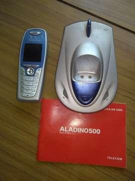 Teléfono Inalámbrico Aladino