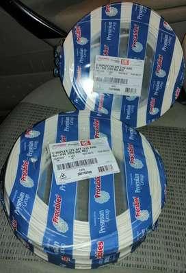 Rollo de Cable duplex 2X16 100 Mts. Marca Procables