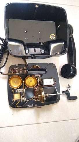 Teléfono antiguo japones