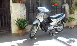 Vendo moto appia citi plus 110cc sin kilometraje nueva la saque de la concesionaria y la guarde.