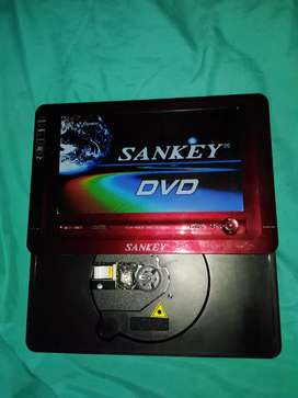 Vendo TV DVD portátil SANKEY