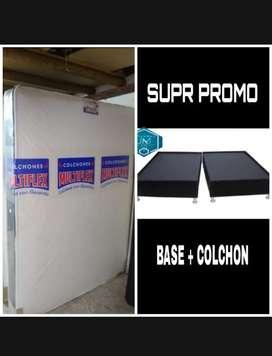 Promocion BASE/COLCHON