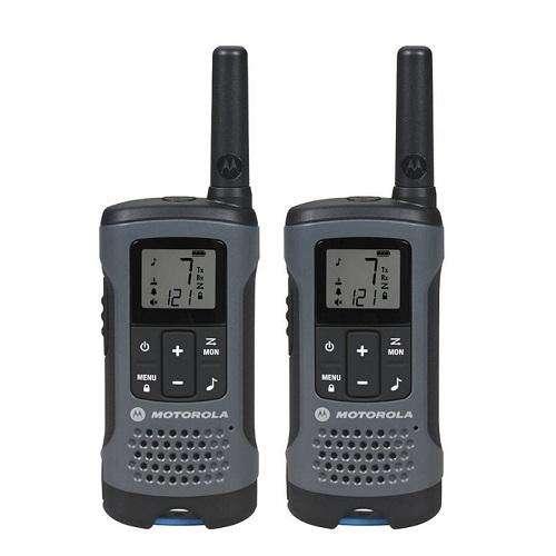 RADIOS WALKIE TALKIE MOTOROLA T200 32KM 22CH (NUEVO)